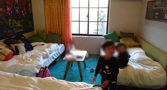 セレブレーションホテル 客室