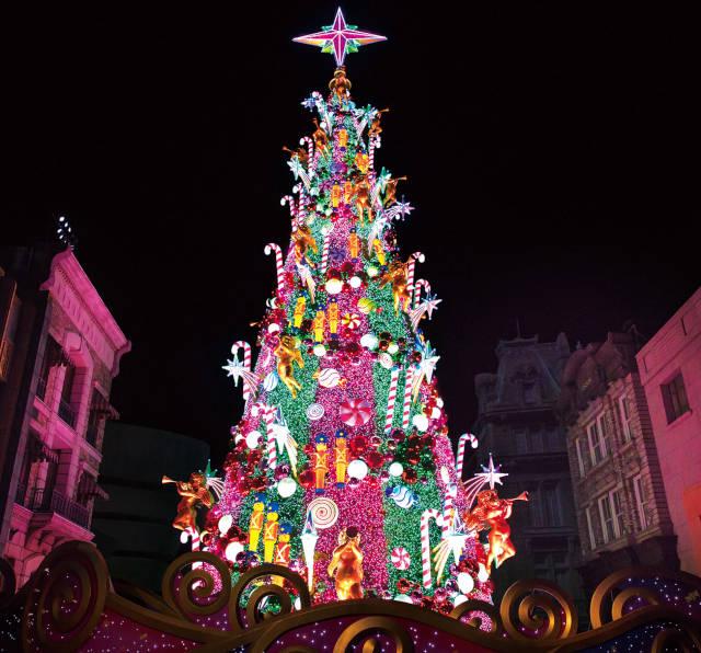 西野カナ クリスマスツリー