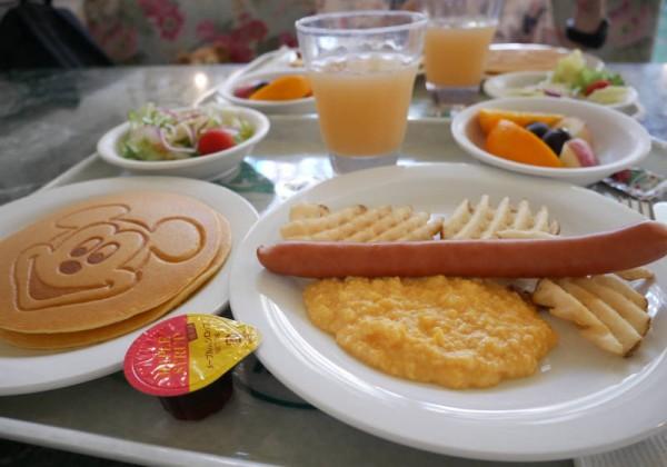クリスタルパレス ディズニーランドレストラン