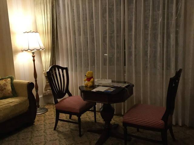 ディズニーランドホテル 客室