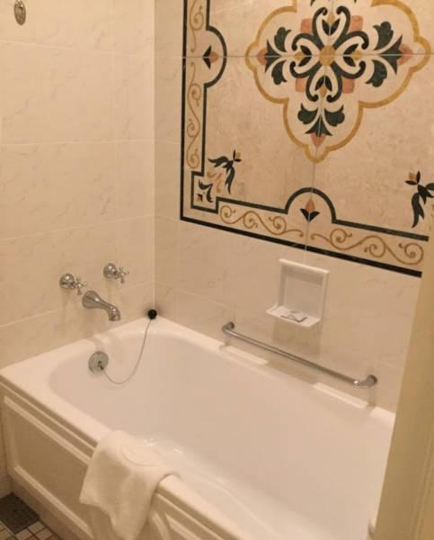 ディズニーランドホテル バスルーム