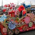 USJ最新クリスマスパレードを攻略