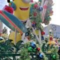 クリスマスムード一色!まだ楽しめるミニオンパークのクリスマス