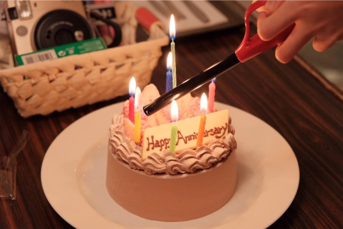 記念日ケーキ ホテルエミオン