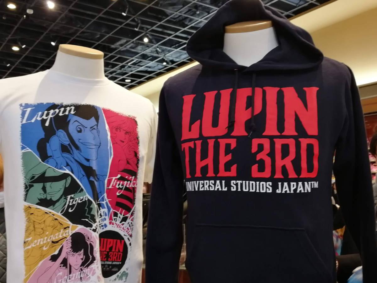 ルパン三世 Tシャツ