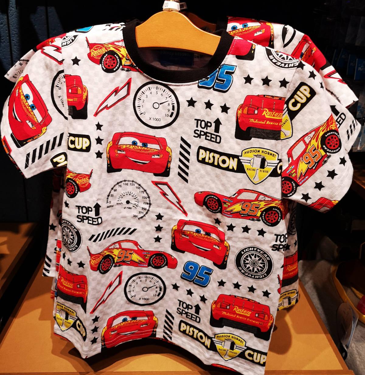 カーズ Tシャツ