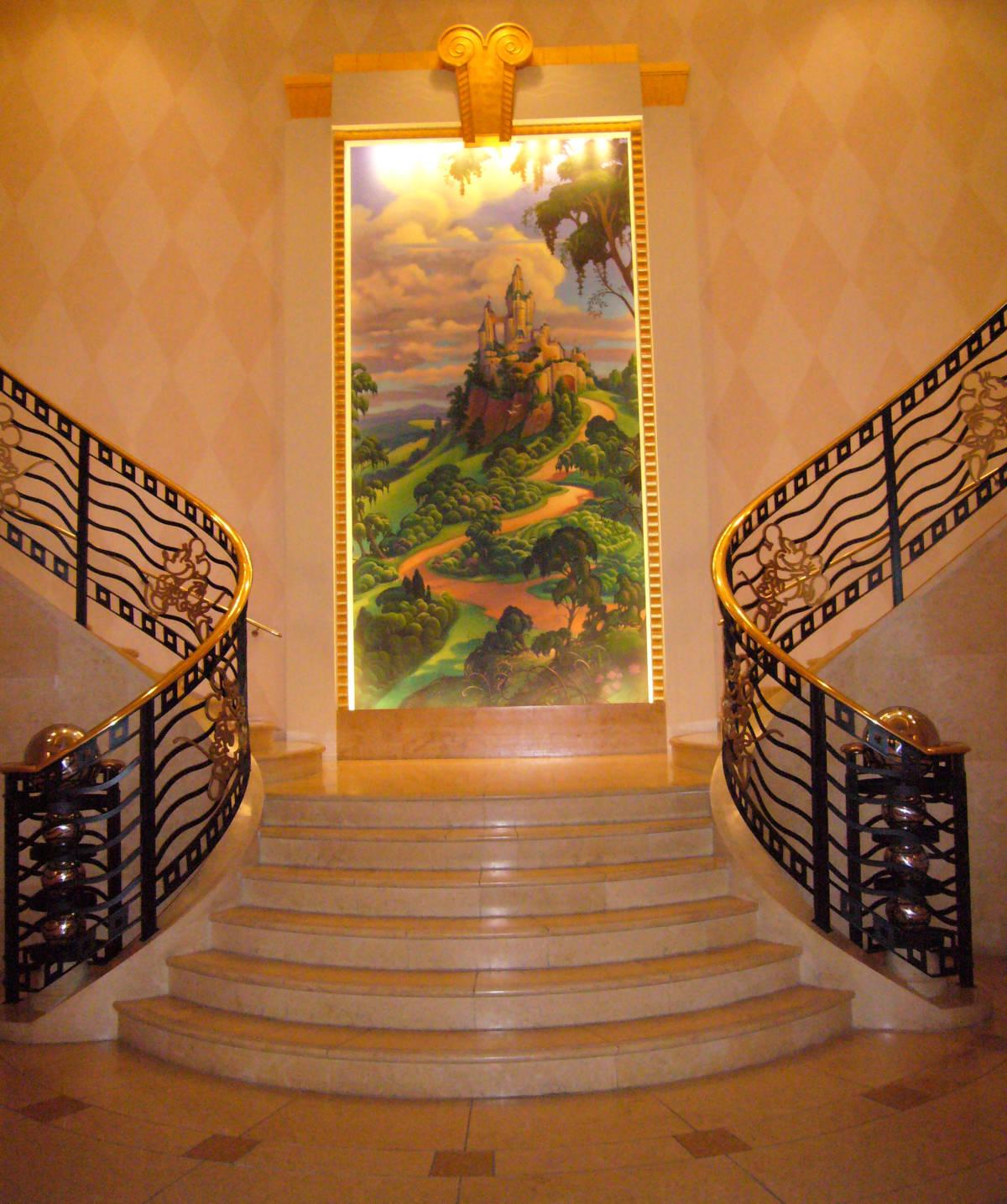 アンバサダーホテル ロビー