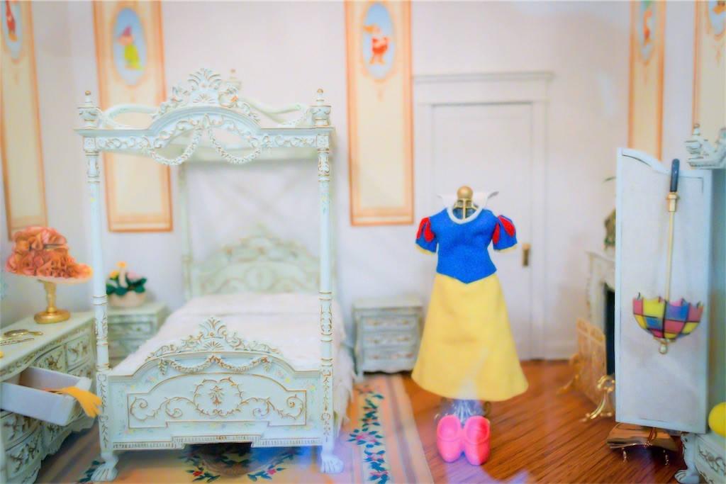 ディズニーランドホテル 白雪姫の部屋