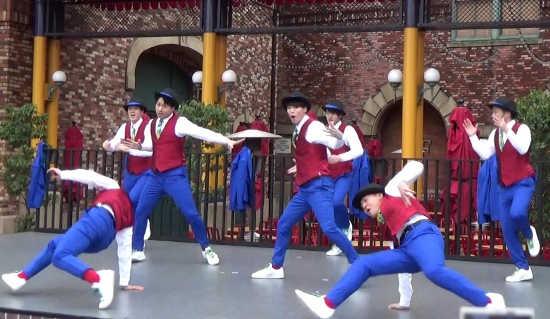 ナイトロダンスクルー