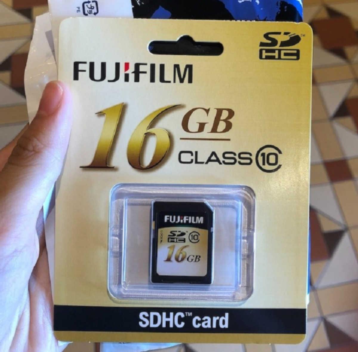 SDカード 容量