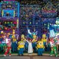 石原さとみも踊った♪ミニオン・ナイトパーティ at ザ・パレード★USJナイトパレードがグレードアップ