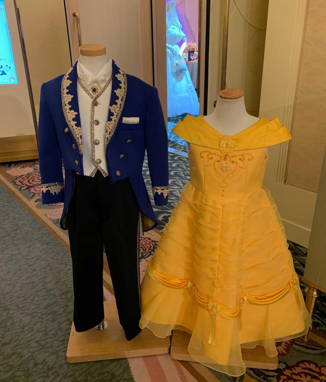 アンバサダーホテル ドレス