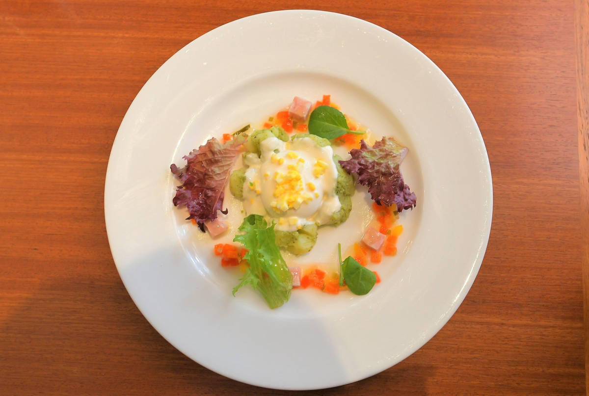 イーストサイドカフェ 前菜