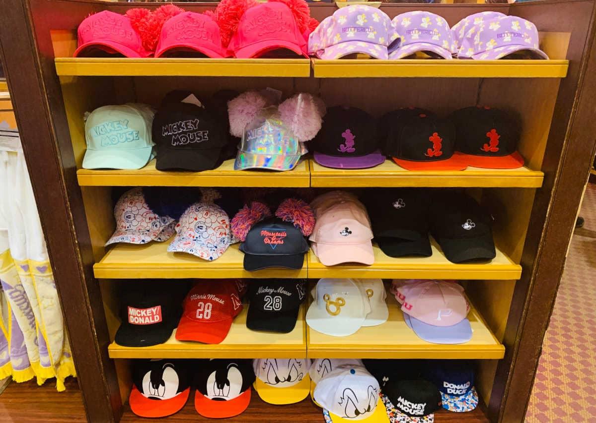 ディズニーランド帽子