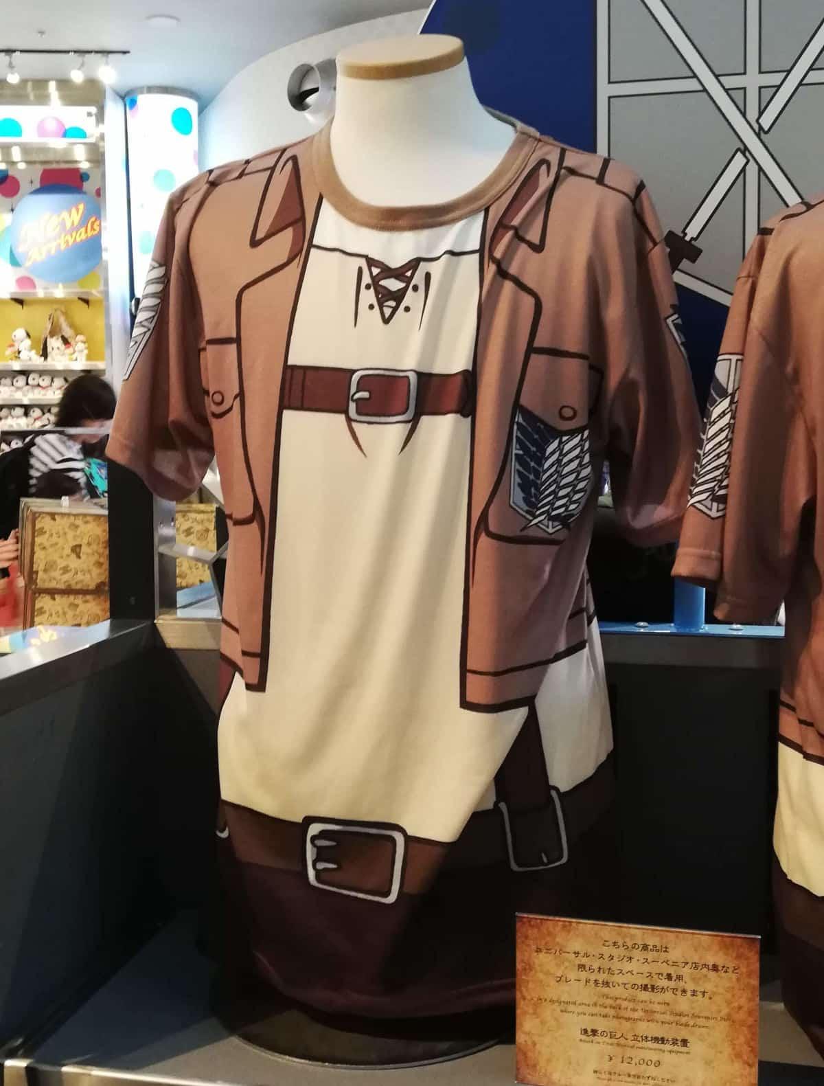 進撃の巨人 Tシャツ