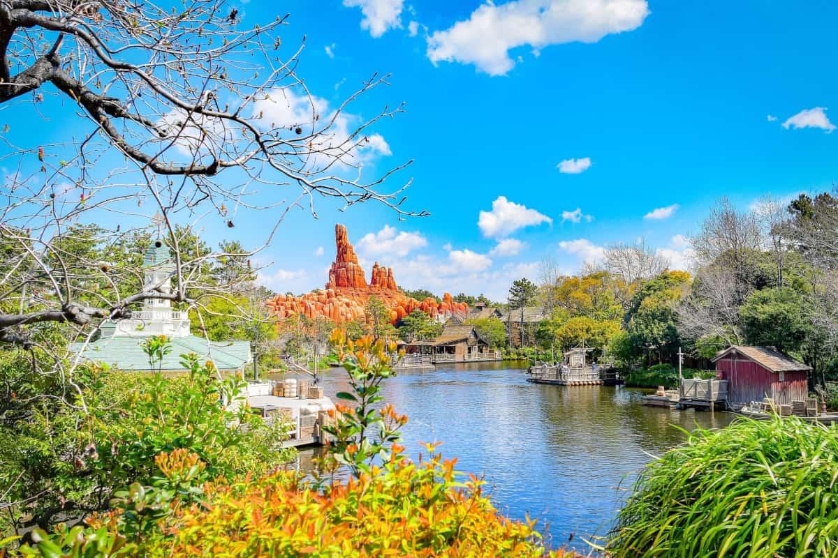 ディズニーランドデート 景色の良い場所