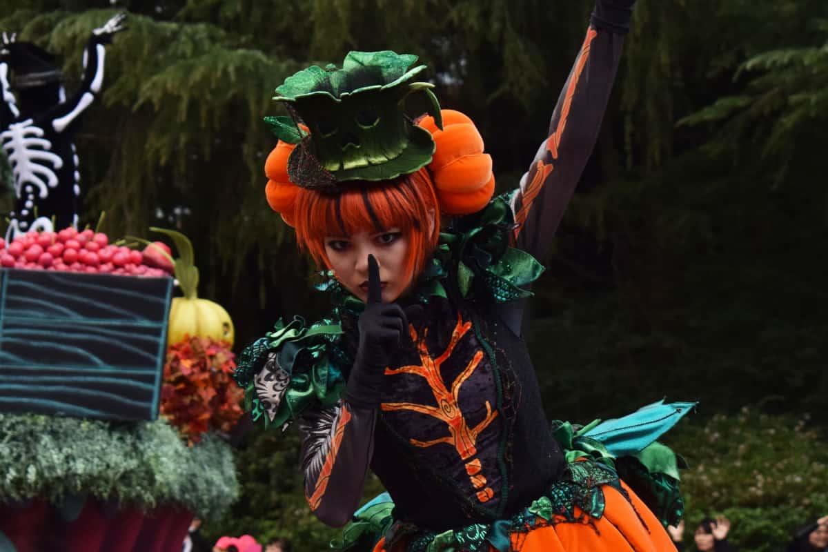 かぼちゃ風ゴースト
