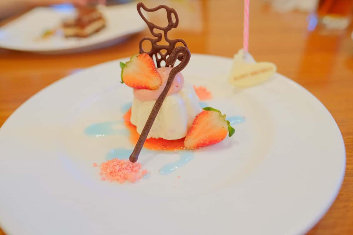 いちごのデザート
