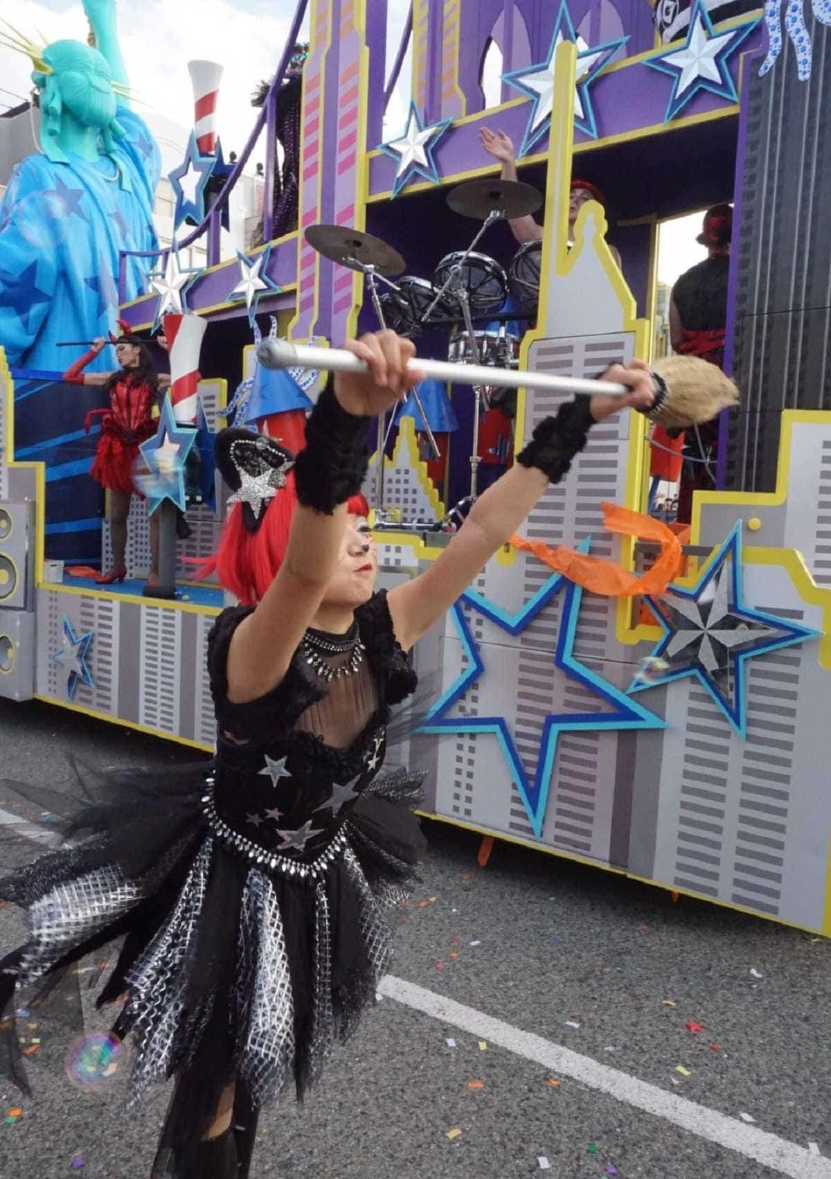 パレード泡