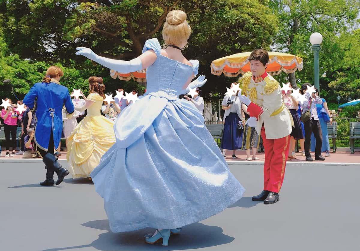 踊るシンデレラ