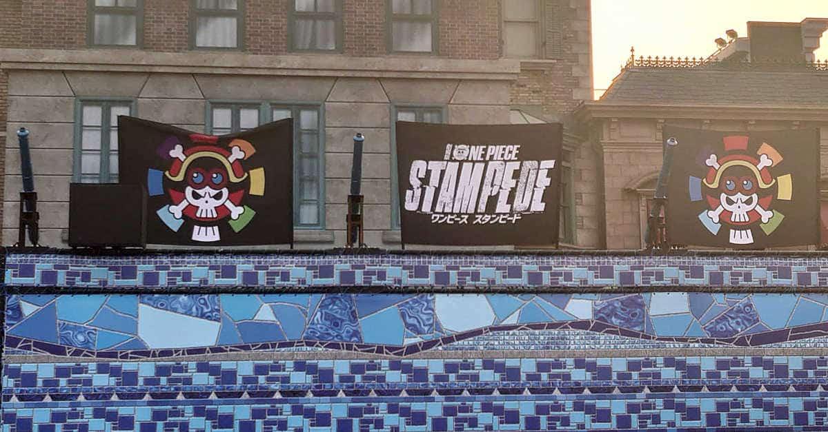 映画『ONE PIECE STAMPEDE(ワンピース スタンピード)』のスペシャルイベント