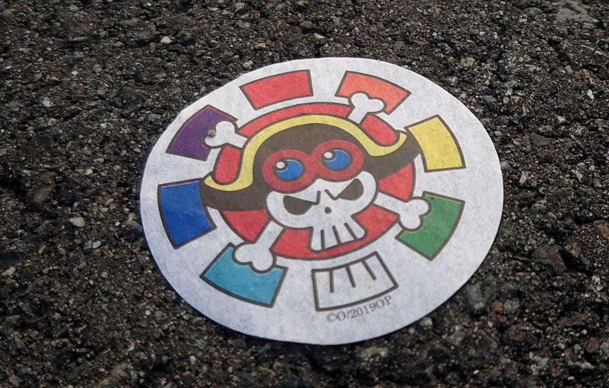 海賊万博のロゴ