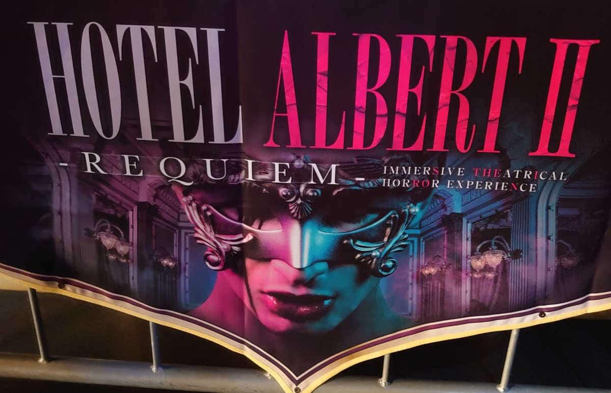 ホテルアルバート2