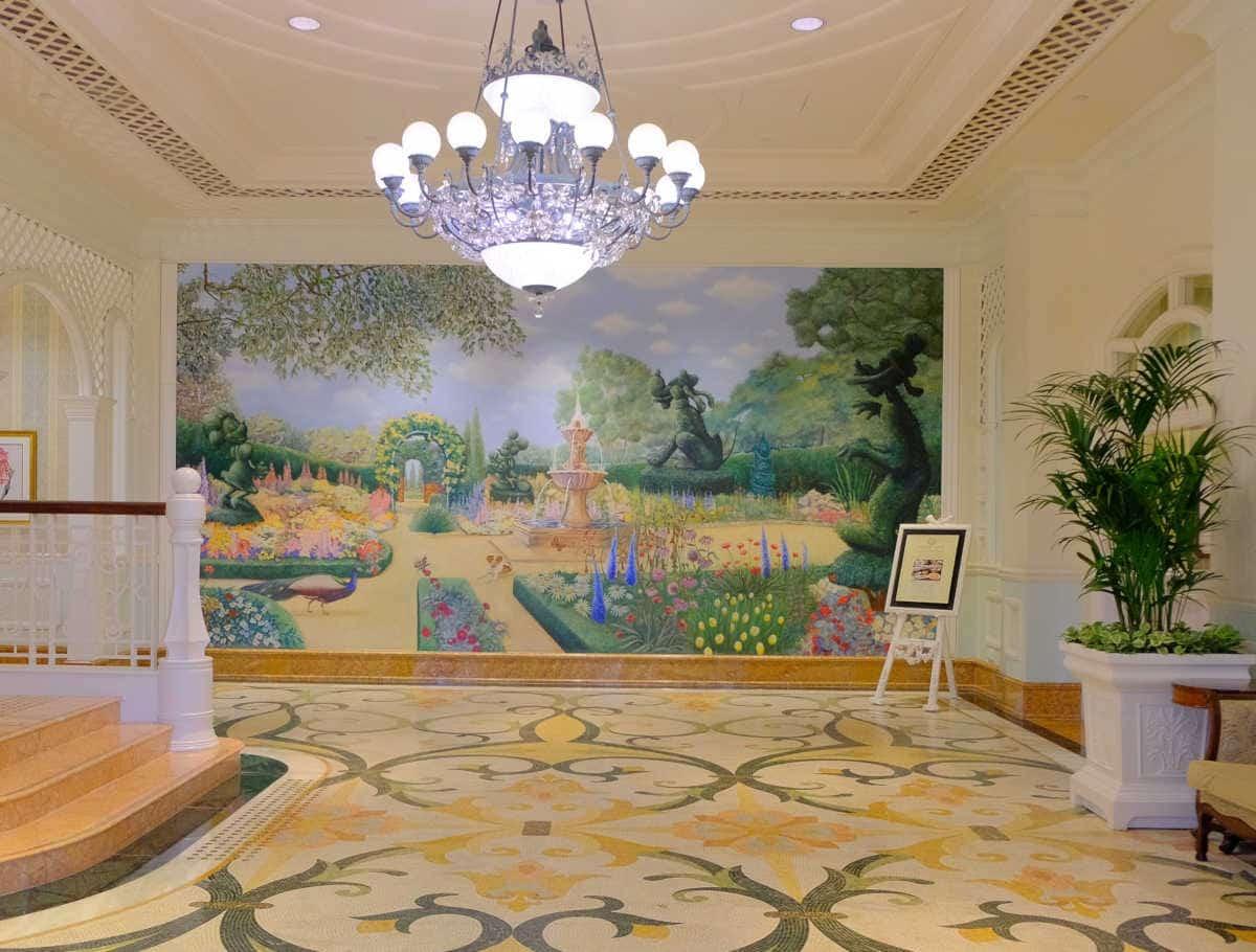 香港ディズニーランドホテルレストラン予約