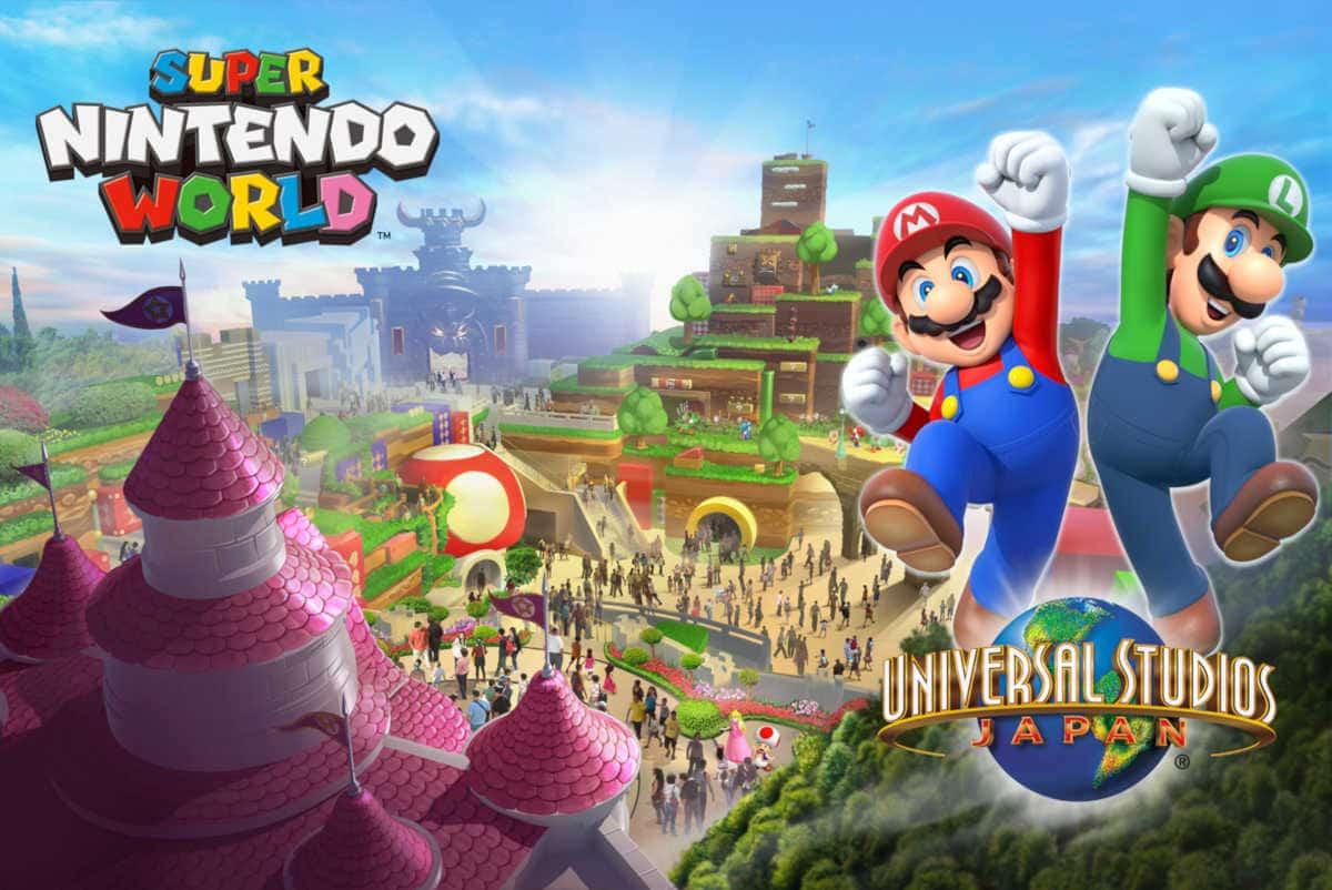 スーパー任天堂ワールド マリオカート
